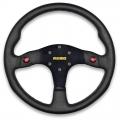 MOMO MOD 80 Steering Wheel, 350mm Leather