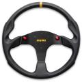 MOMO MOD 80 EVO Steering Wheel, 350mm Leather *NEW