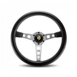 MOMO Prototipo Silver Steering Wheel, 350mm