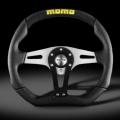 MOMO Trek  Black Steering Wheel, 350mm